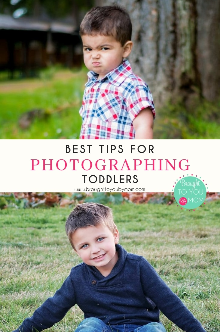 Best tips for photographing toddlers.