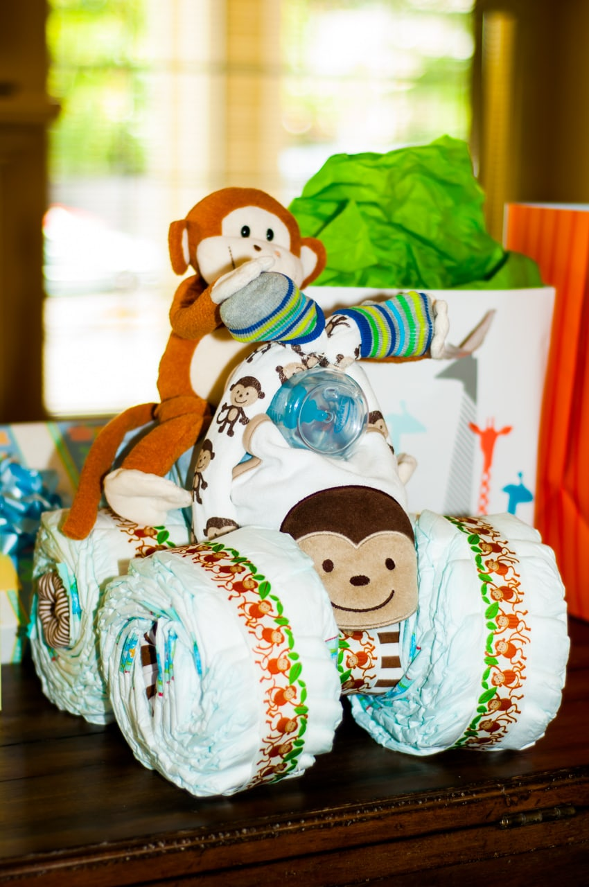 Diaper Cake Motorcycle Cake Instructions
