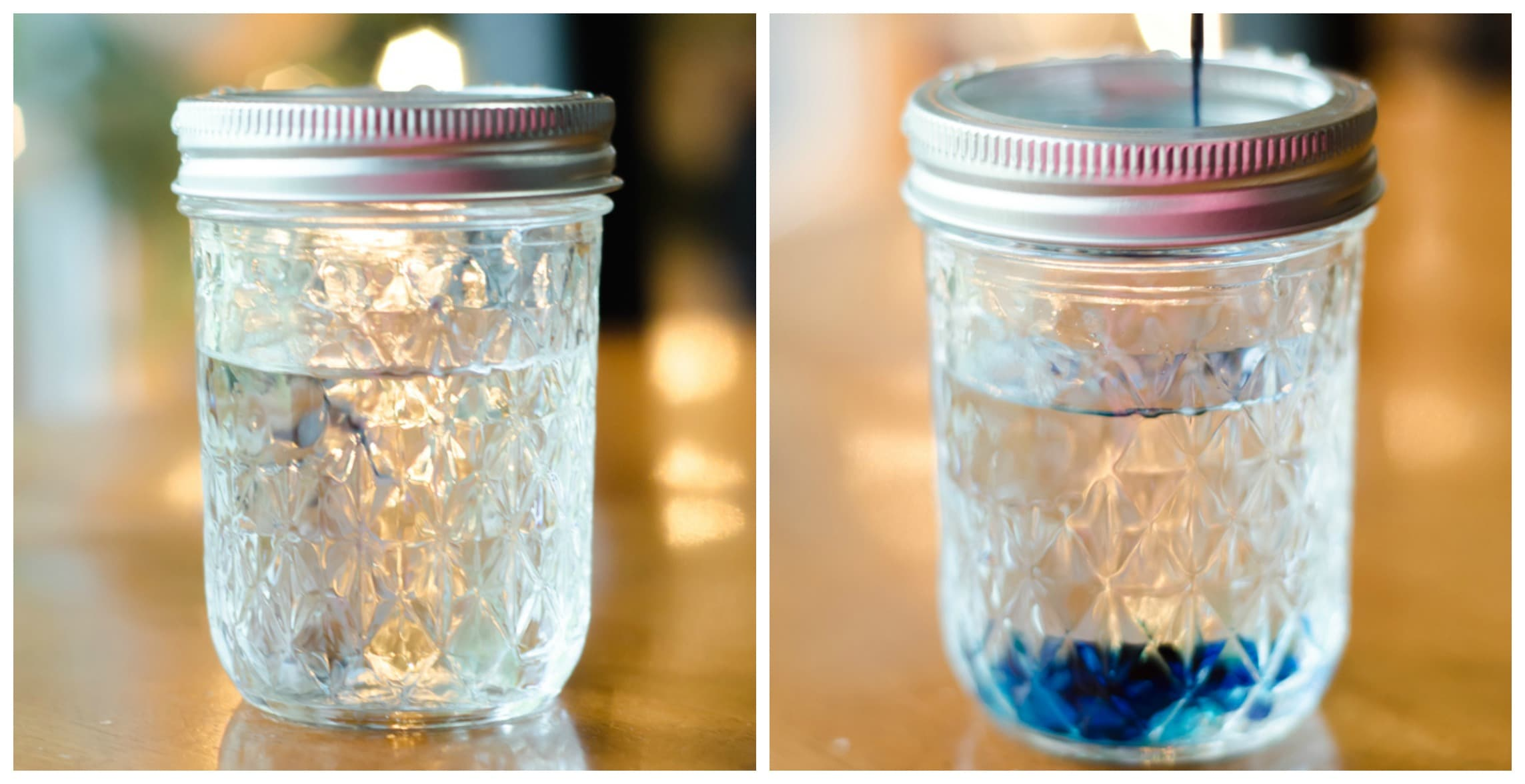 How to Make a Tooth Fairy Glass. A Tooth Fairy Tradition.