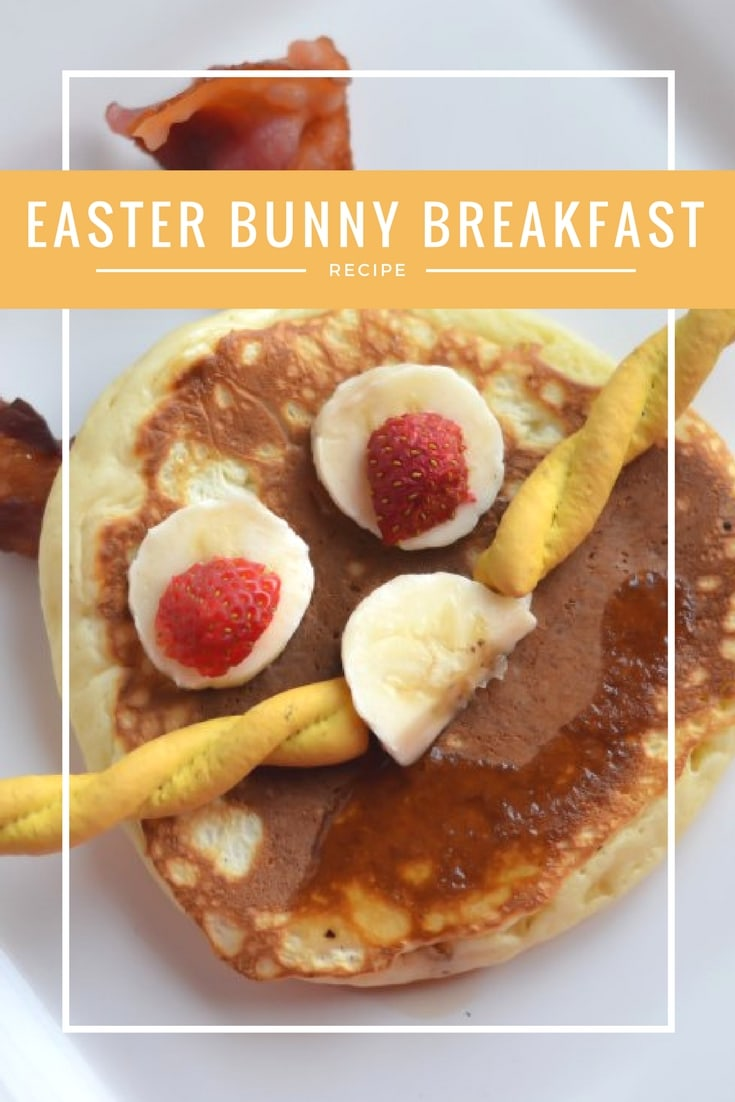 Creating fun meals for holidays is a great way to make the day extra special. Here is a fun DIY Bunny Breakfast for Easter.