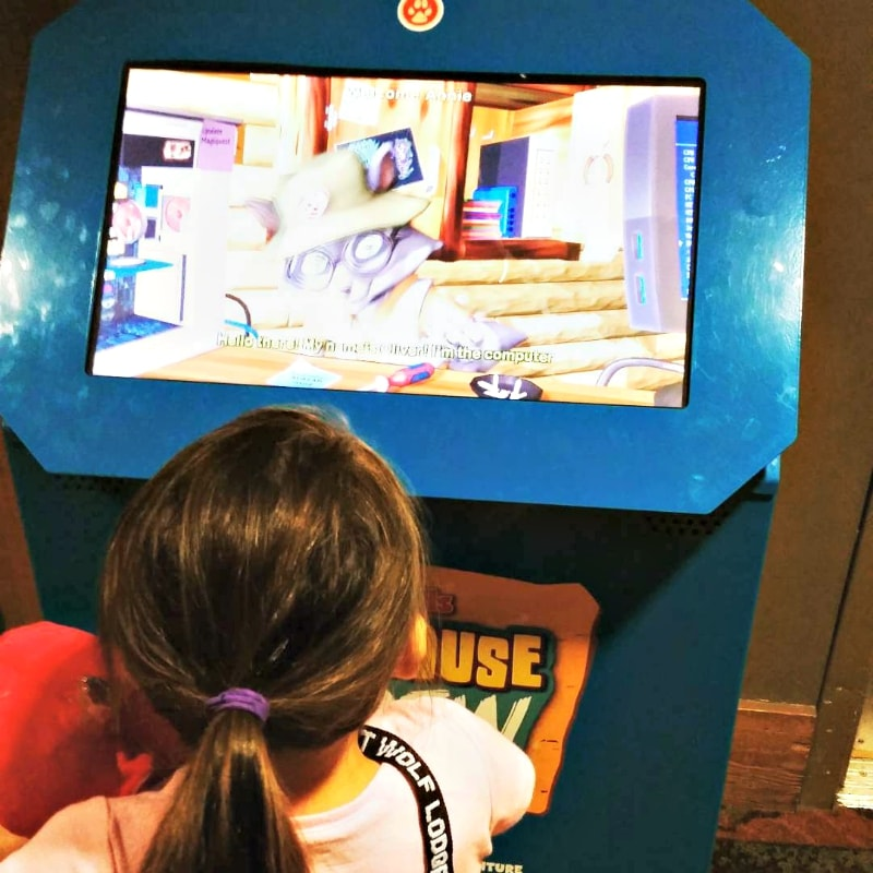 Great Wolf Lodge Games