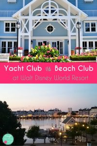 Yacht vs Beach Club