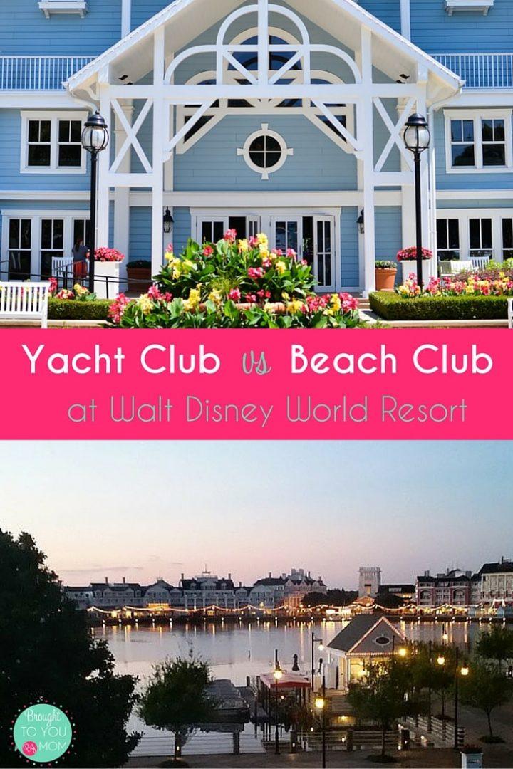 Yacht vs Beach Club