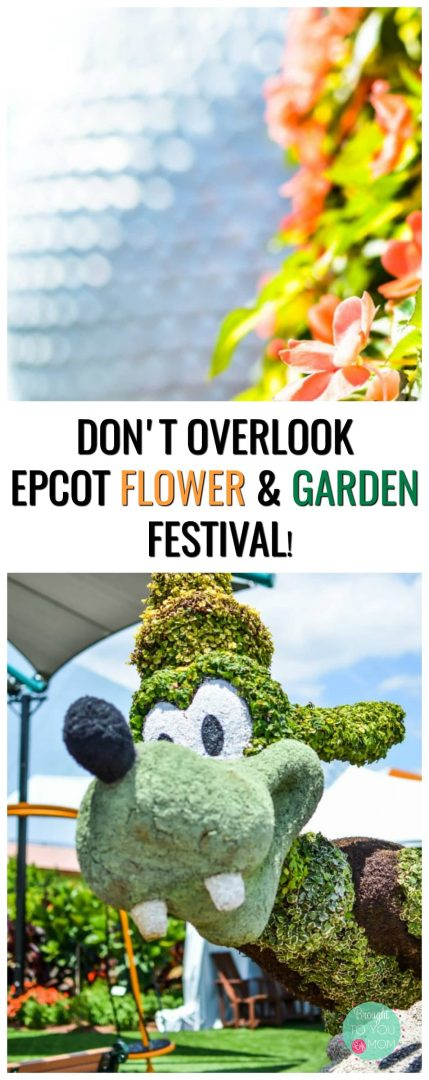 Epcot Flower and Garden Festival Tips