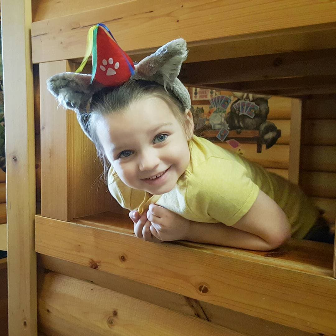 Great Wolf Lodge Birthday Wolf Ears