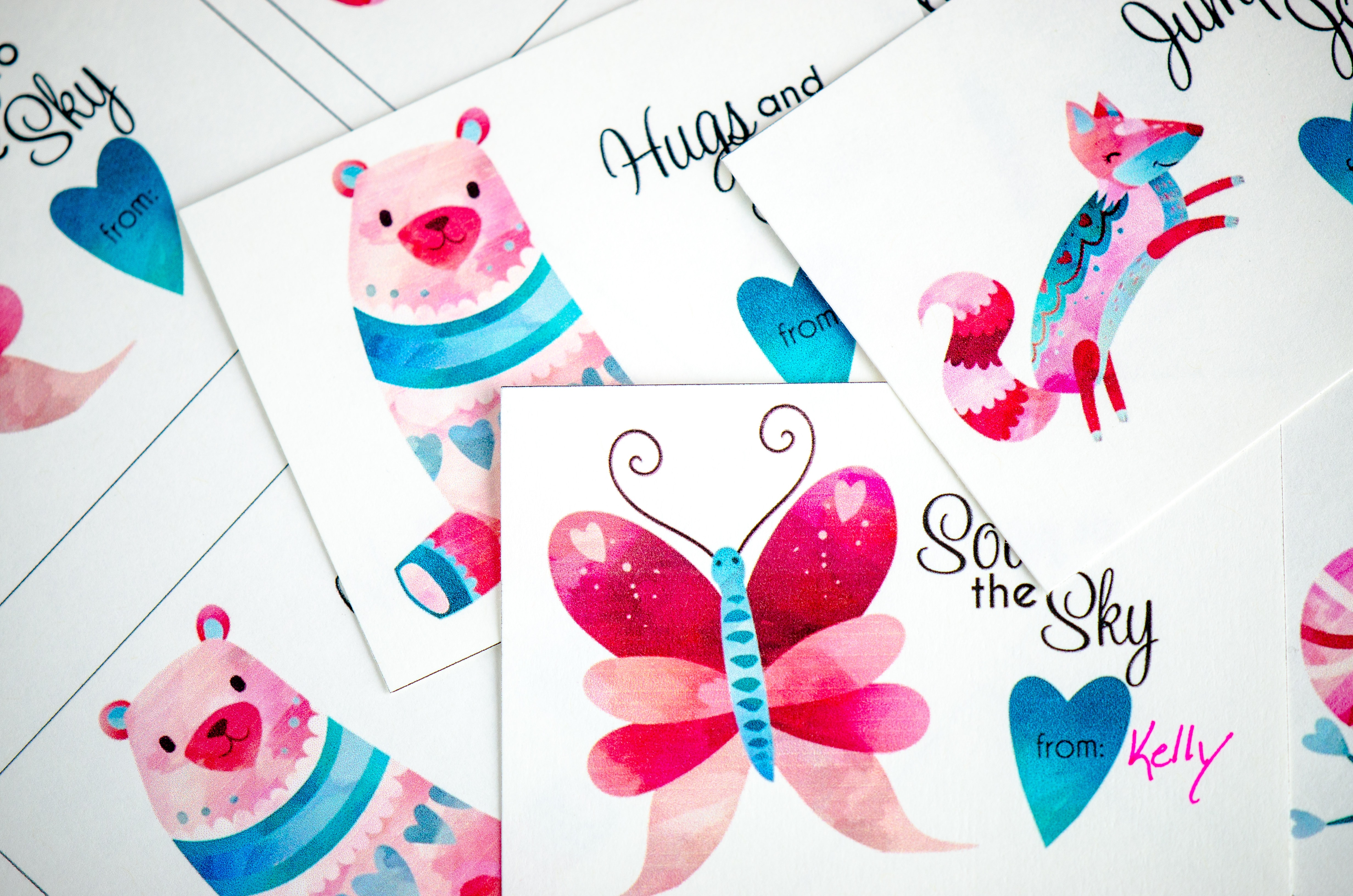 Last Minute School Valentine S Day Cards For Kids Destination