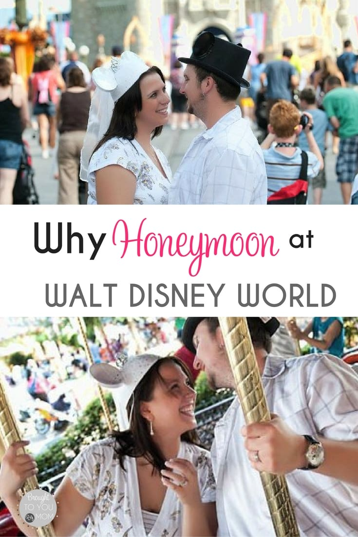 Why have a Walt Disney World Honeymoon? It isn't just a place for kids. Read tips and why a Walt Disney World Honeymoon creates lasting memories.