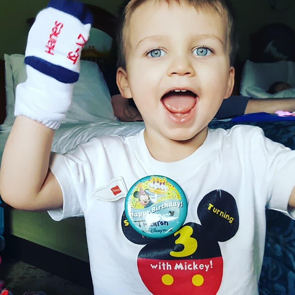 Celebrating Childrens Birthday at Disney World Ideas Brought to