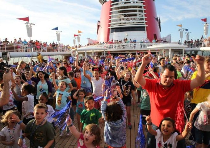 Why book a Disney cruise as a first time cruiser. See what a Disney cruise is like from the perspective of someone who had never cruised.