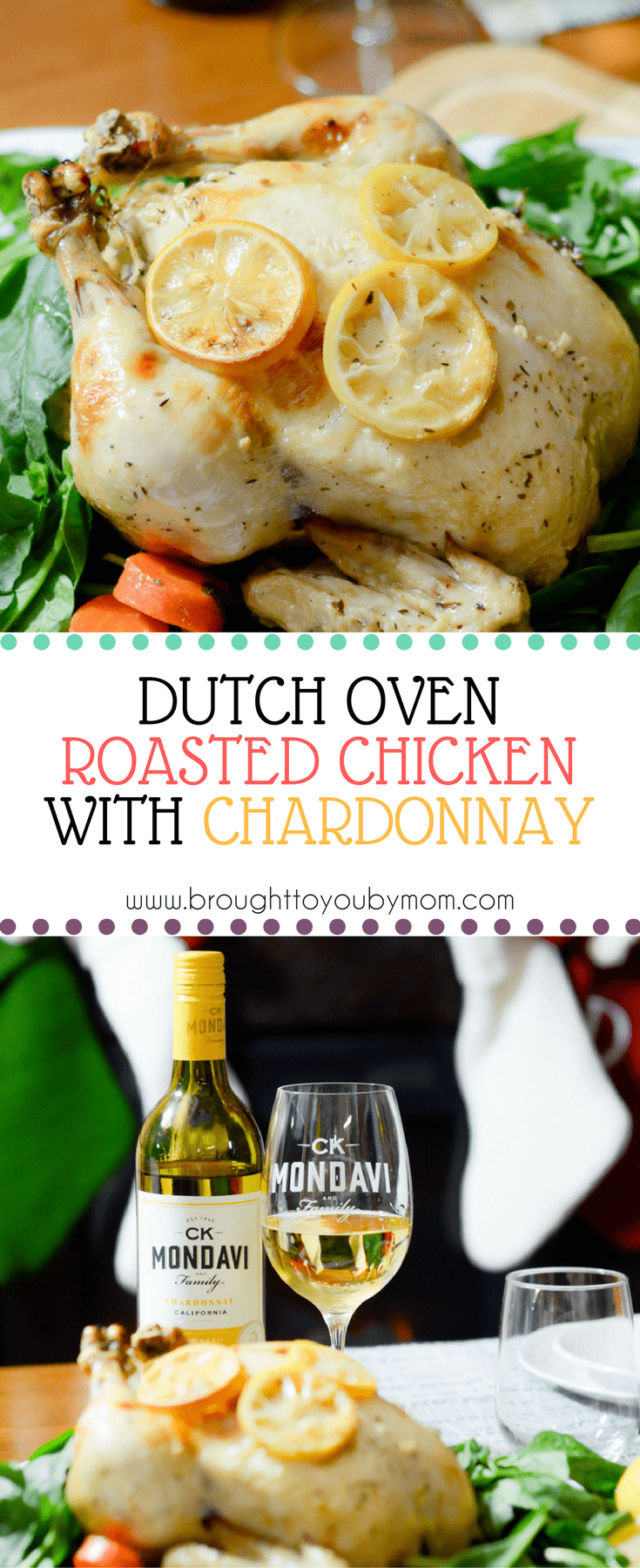 Make Dutch Oven Roasted Chicken For A Great Holiday Meal