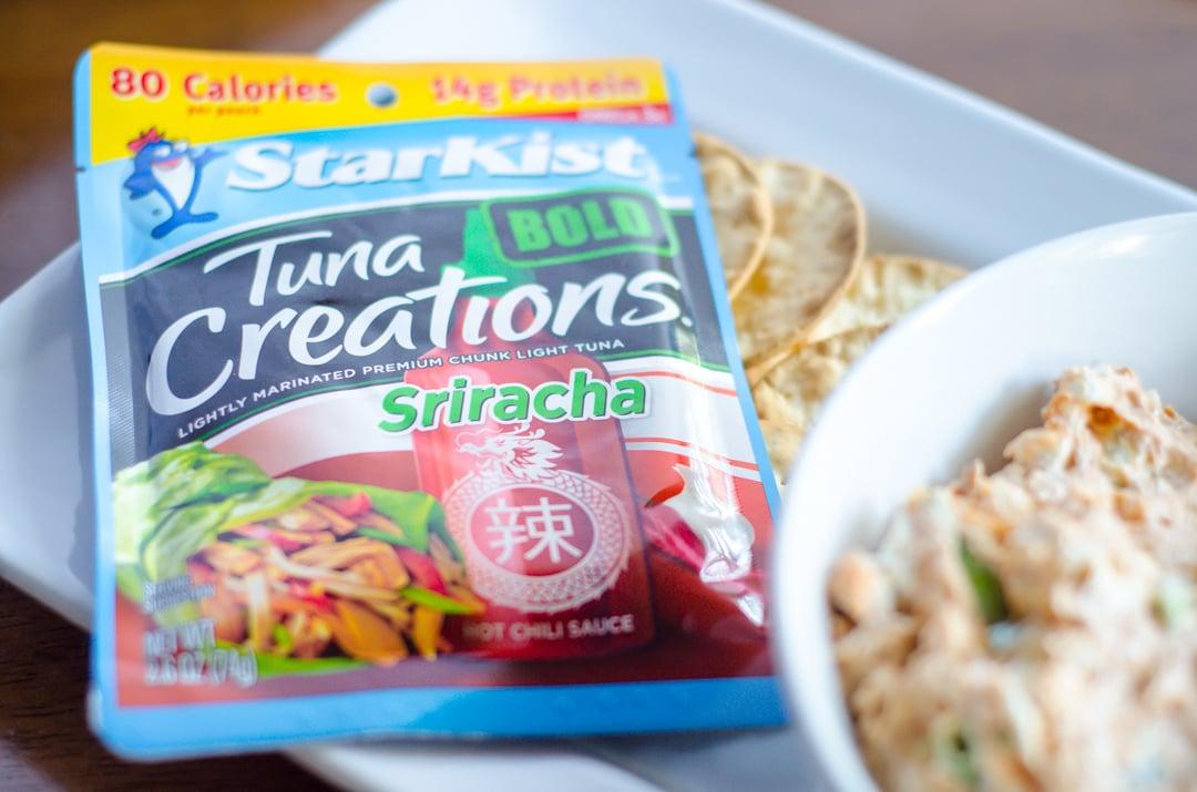 StarKist Tuna Pouches - Tuna Creations BOLD Sriracha Flavor (sponsored)
