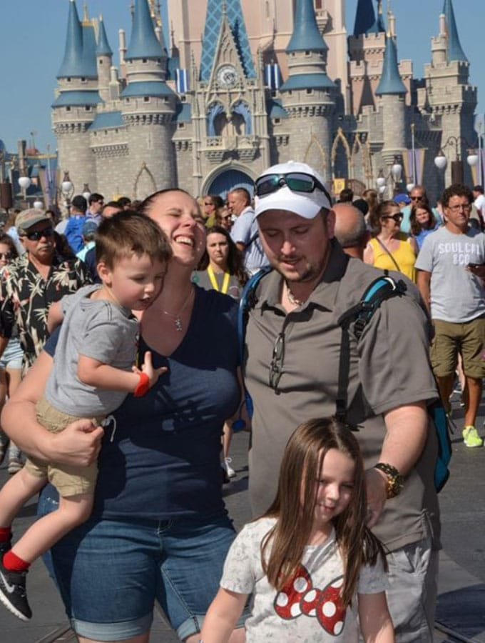Parenting Tips for Walt Disney World