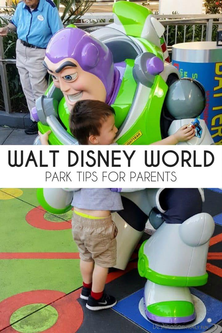 Walt Disney World Park Tips for Parents