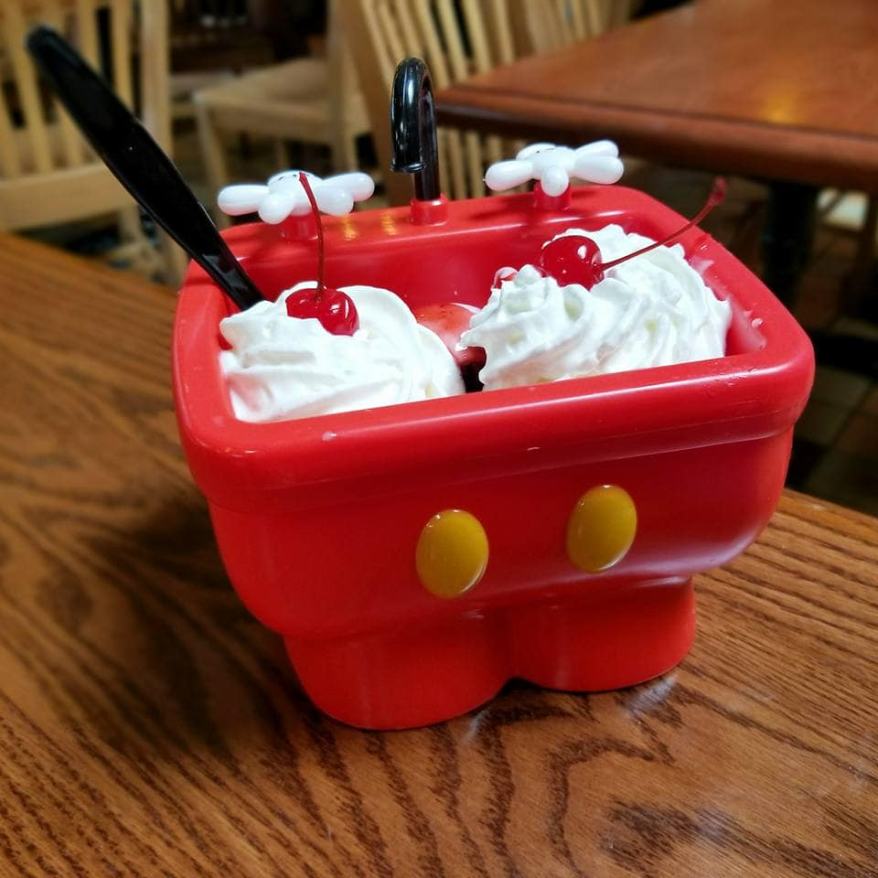Disney Kitchen Sink Sundae Price