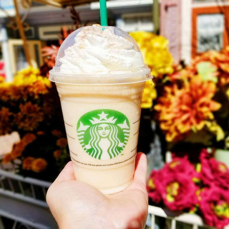 Starbucks at Disneyland Resort