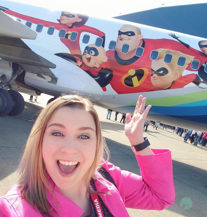 Krystal Chiarolla Disney Pixar Plane