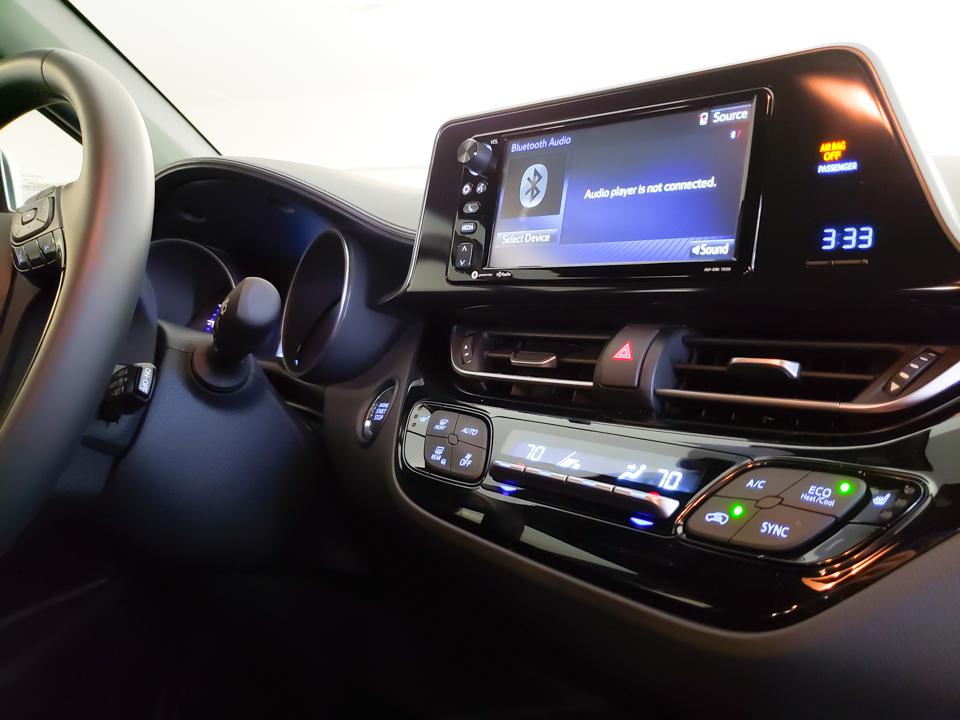 Toyota C-HR Radio