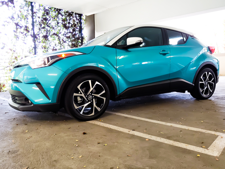 Toyota 2018 C-HR