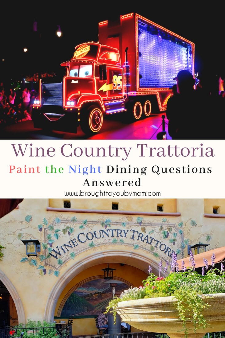Wine Country Trattoria - Paint the Night Dining Package. Is a Paint the Night Dining Package Worth it? What is the menu for a Paint the Night Dining Package at Wine Country Trattoria? How is the viewing area for a Wine Country Trattoria Paint the Night Dining Package? Find out!