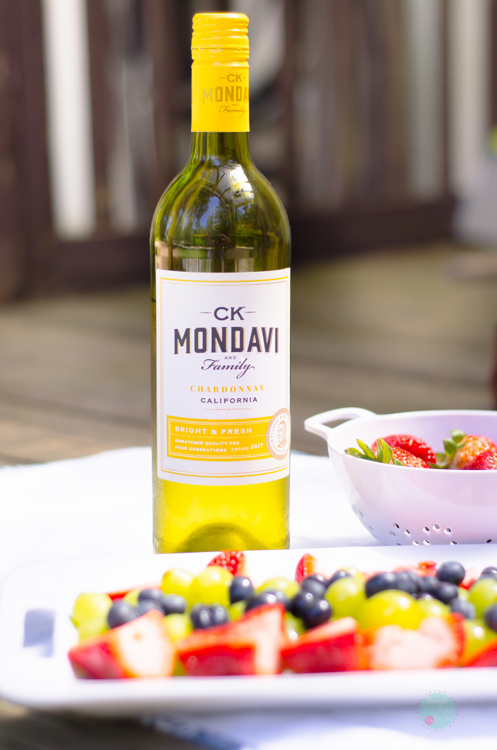 Boozy Fruit Salad CK Mondavi and Family