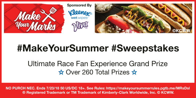 Kroger Grilling Sweepstakes