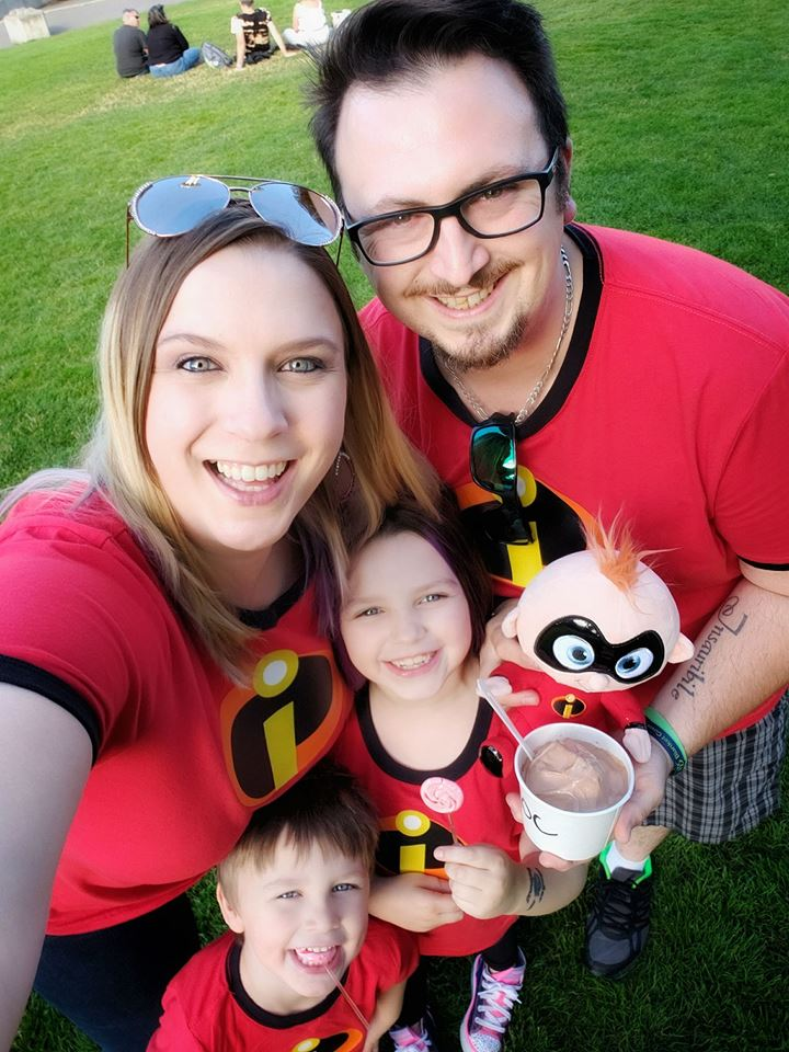 Incredibles Shirts