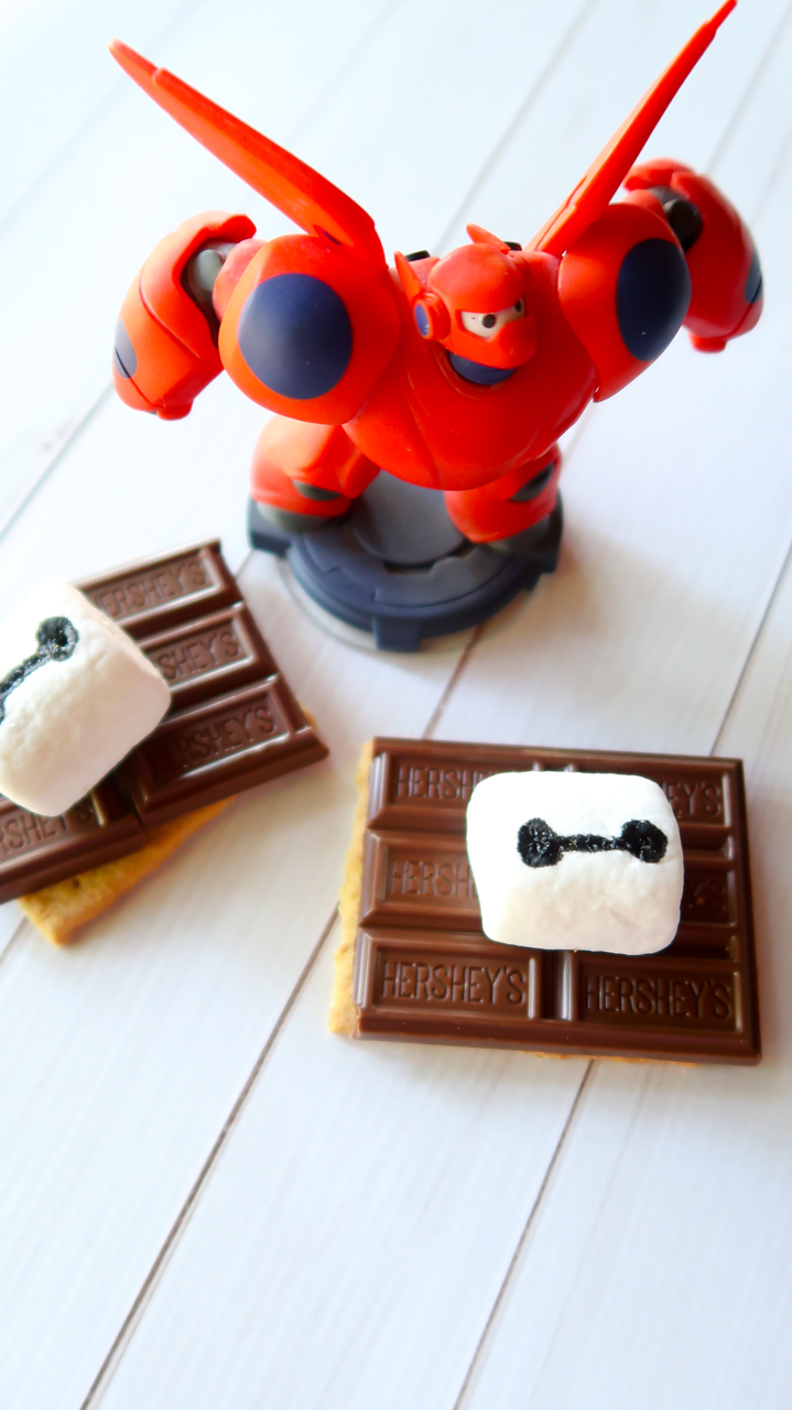 Baymax S'mores