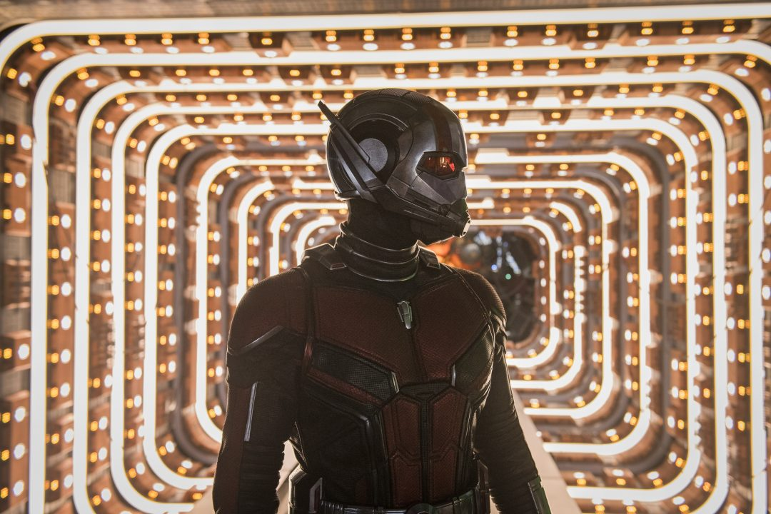 Ant-Man and the Wasp Quantum Realm