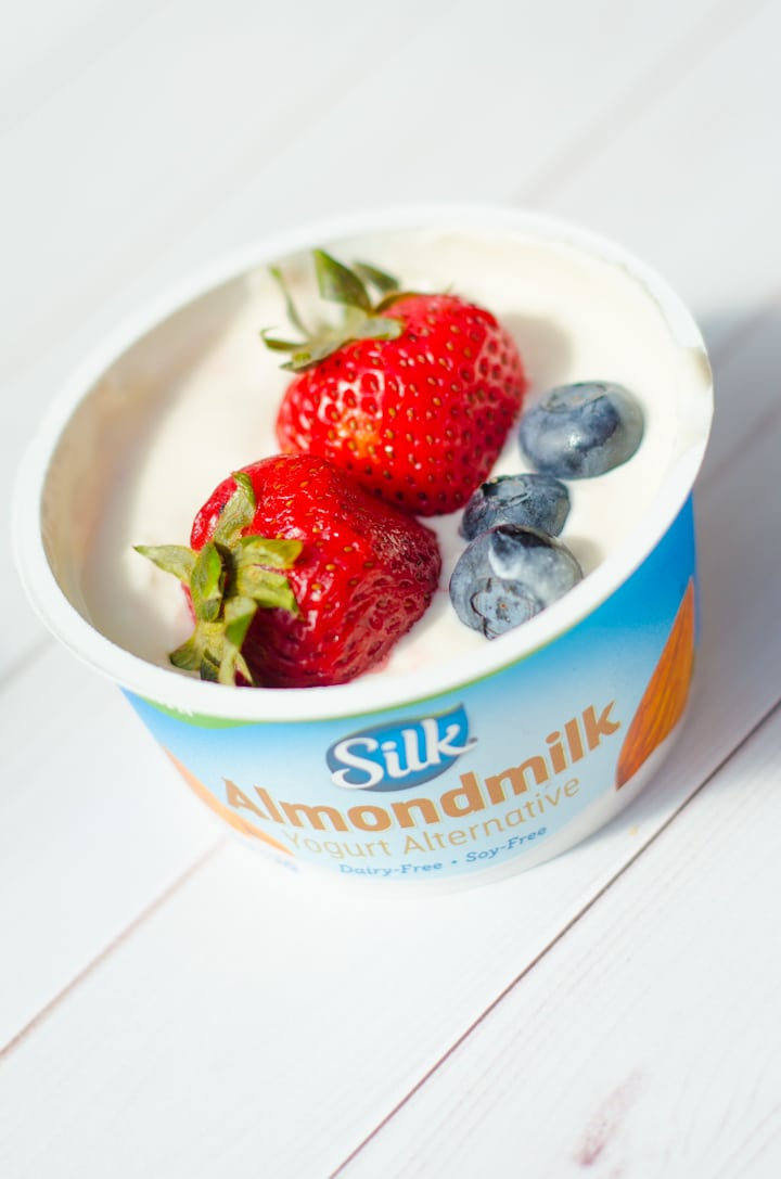 Silk Almondmilk Yogurt Alternative.