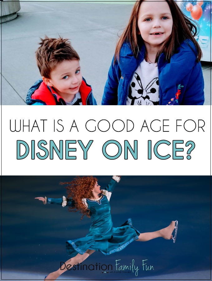 What Is A Good Age for Disney On Ice