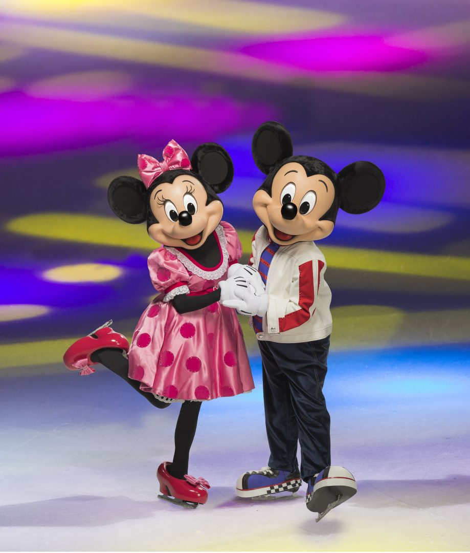 Disney On Ice Presents Dare to Dream 2018