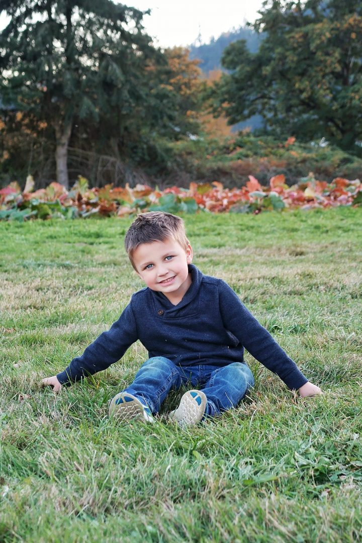 Pumpkin patch photo tips