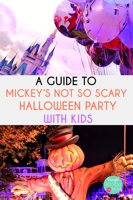 A Guide to Mickey's Not So Scary Halloween Party
