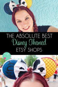 The Best Disney Themed Etsy Shops