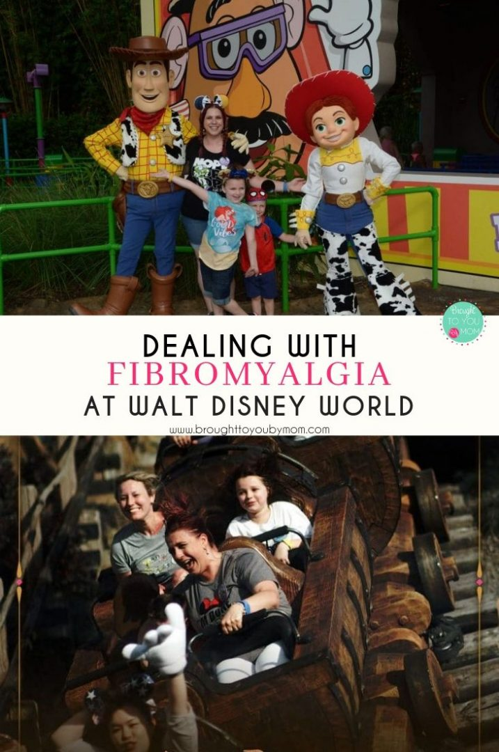Dealing with Fibromyalgia at Walt Disney World (1)