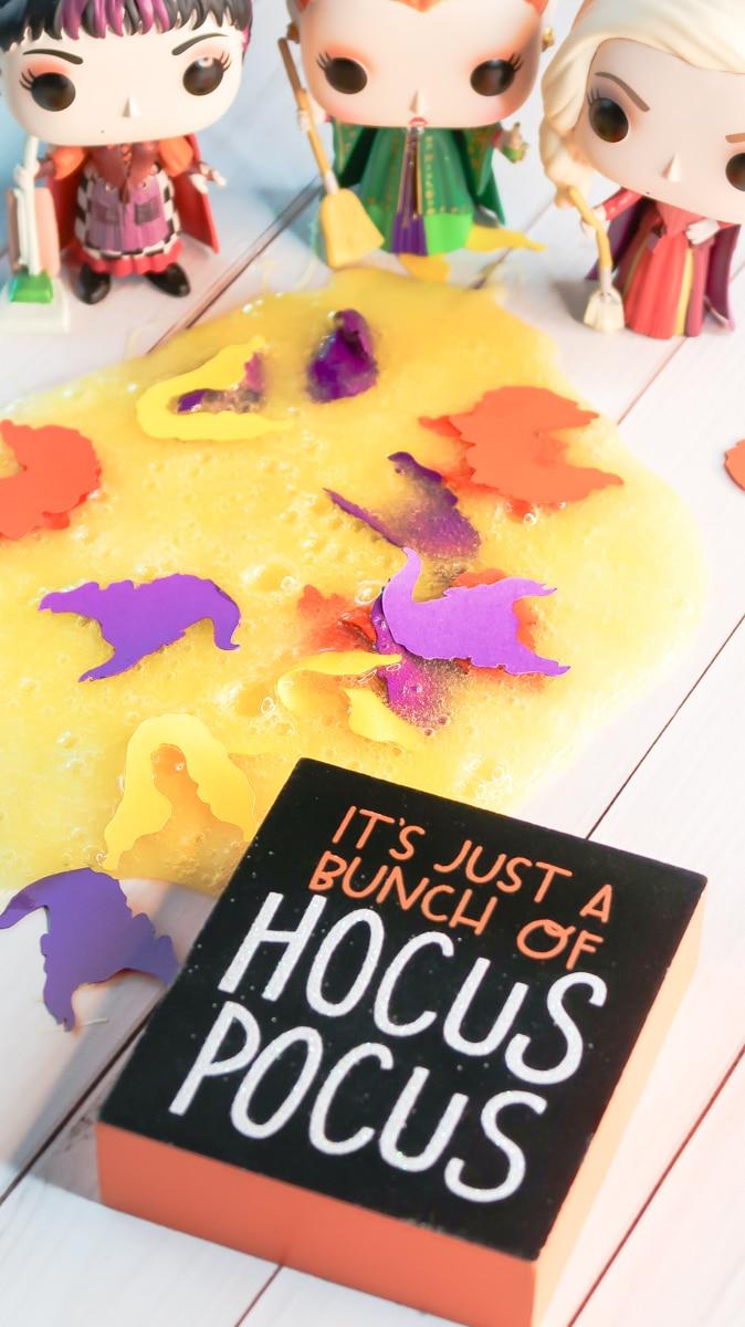Hocus Pocus Slime Recipe
