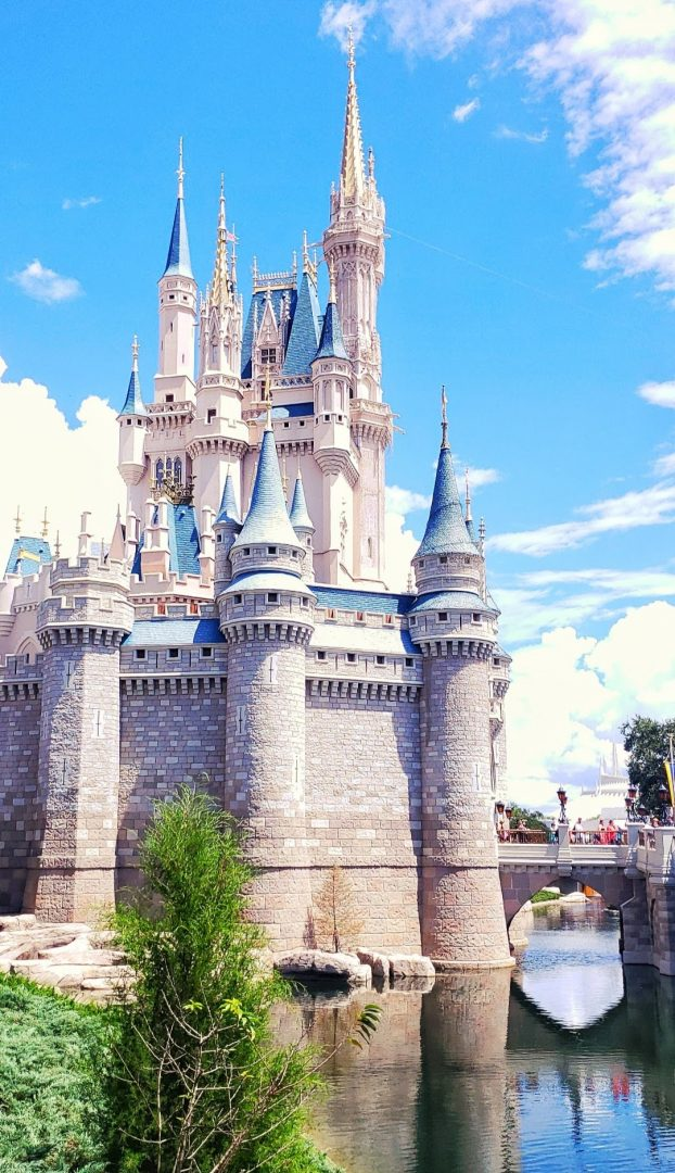 Cinderella Castle During the Day