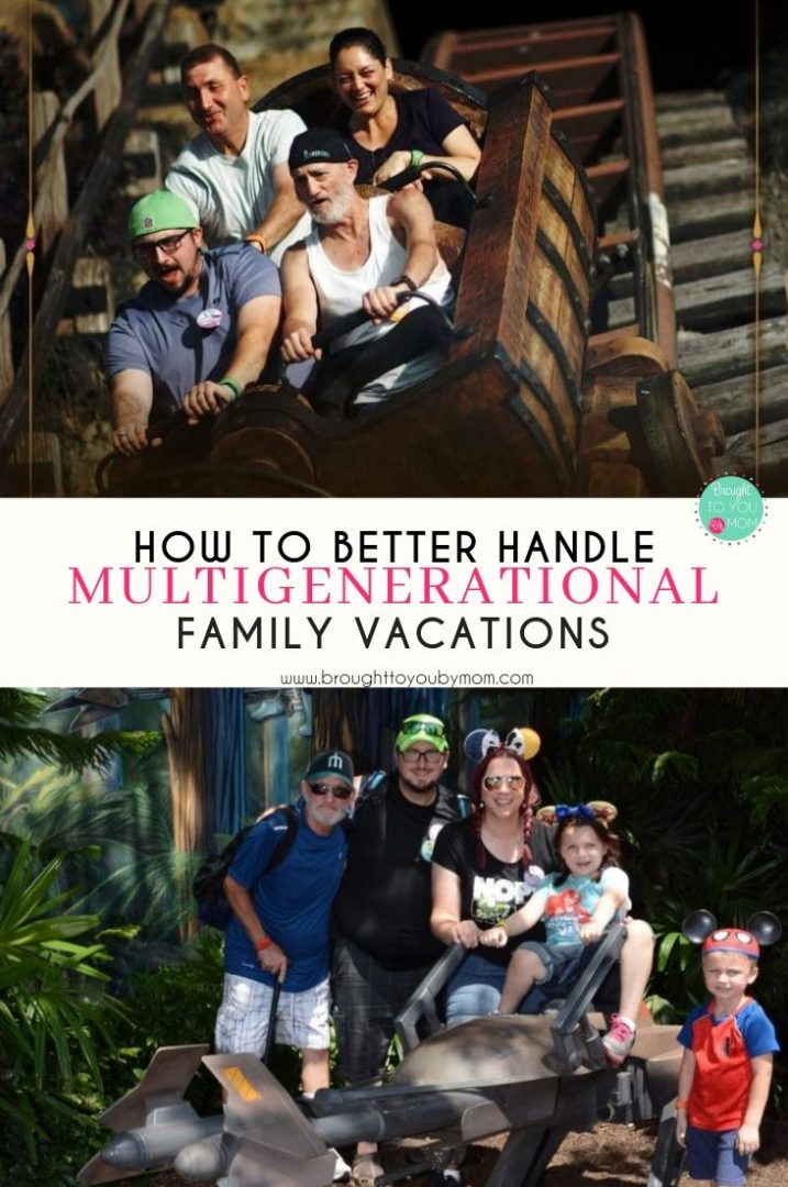 Multigenerational Family Vacation Tips