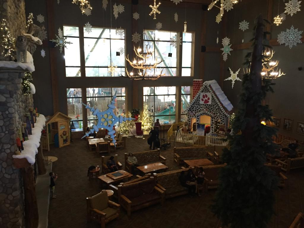 Snowland Great Wolf Lodge 2018