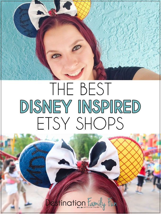 The Best Disney Inspired Etsy Shop
