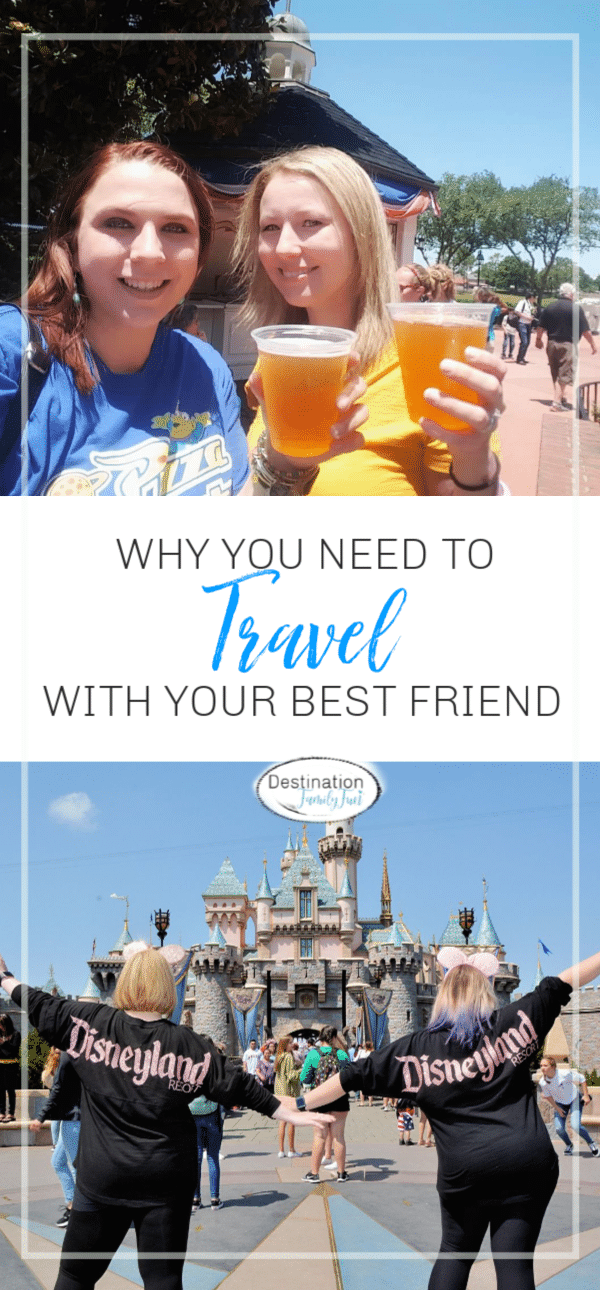 Why you need to travel with your best friend. Traveling with your best friend brings a richness to life and strengthens even the best.#travel #bestfriend #tips #travelingwithfriends #vacation #planning