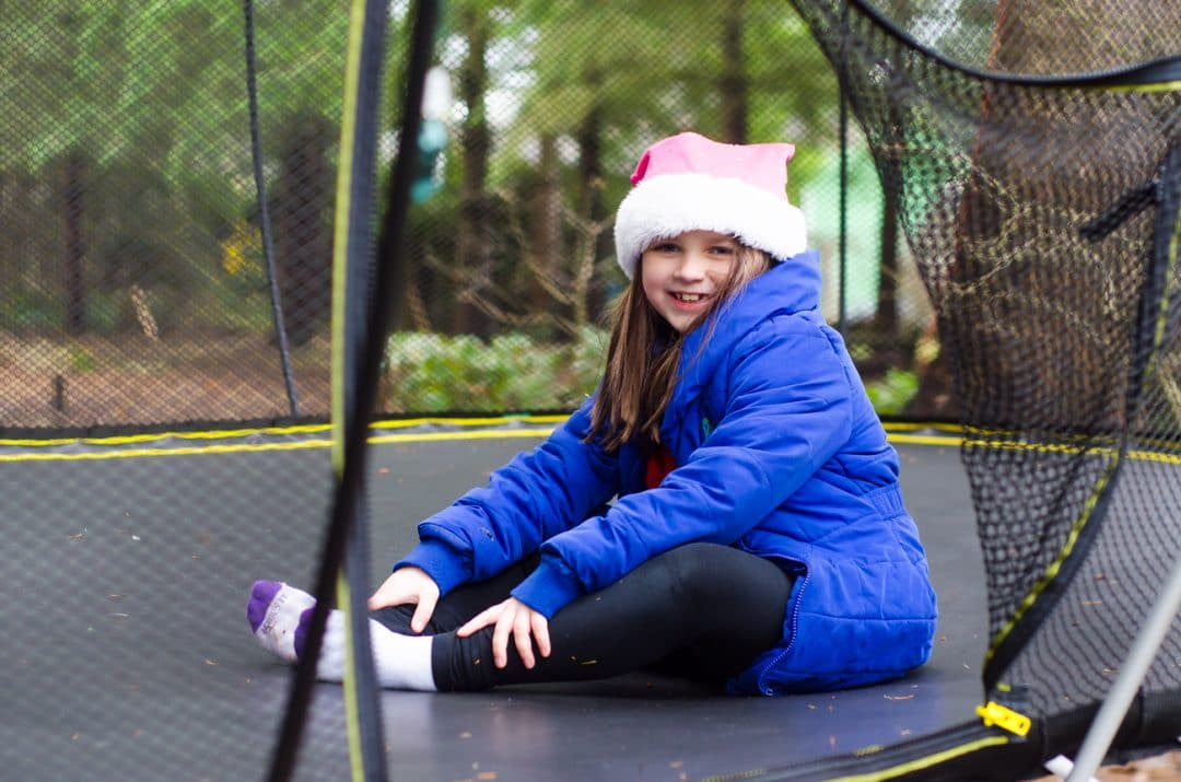 Best Kids Gifts for 2018 Springfree Trampoline Christmas Gift