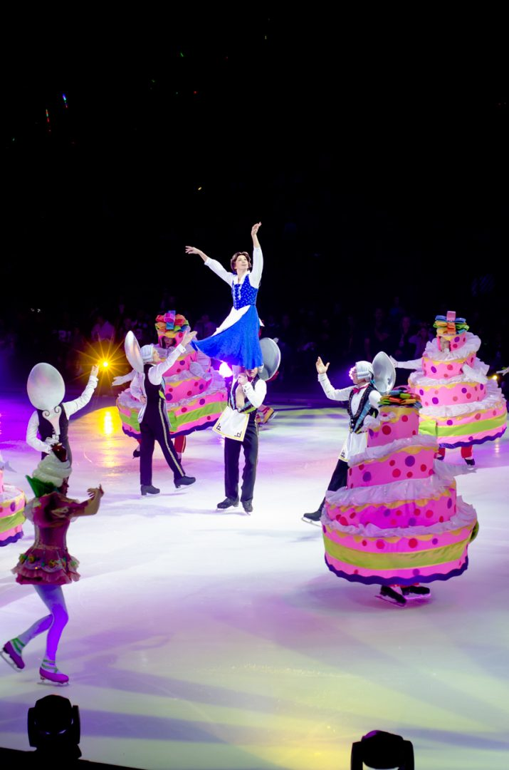 Disney On Ice Dare to Dream Be Our Guest