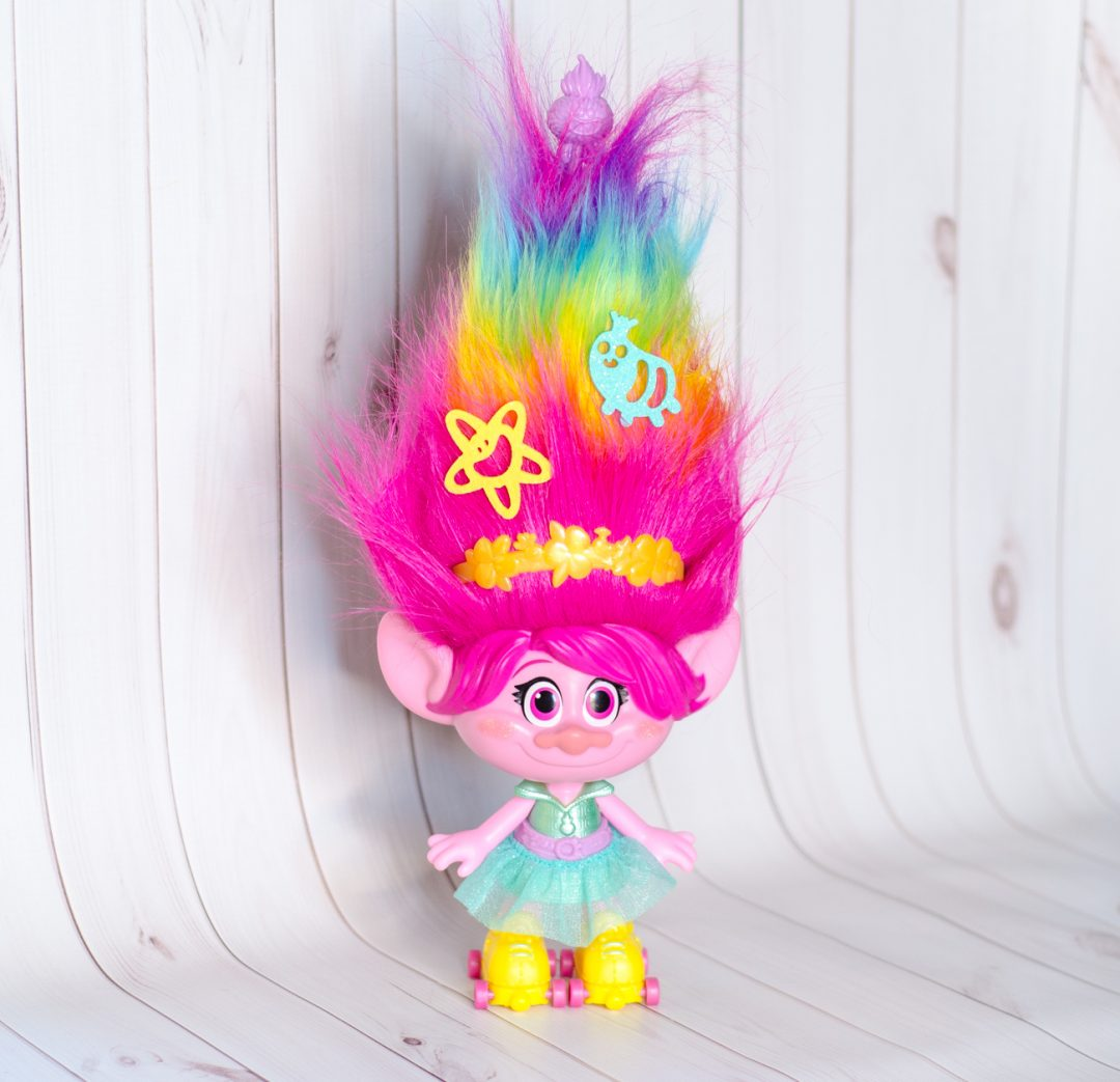 Trolls Movie Toys - Party Hair Poppy