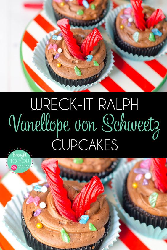 Vanellope von Schweetz Cupcakes