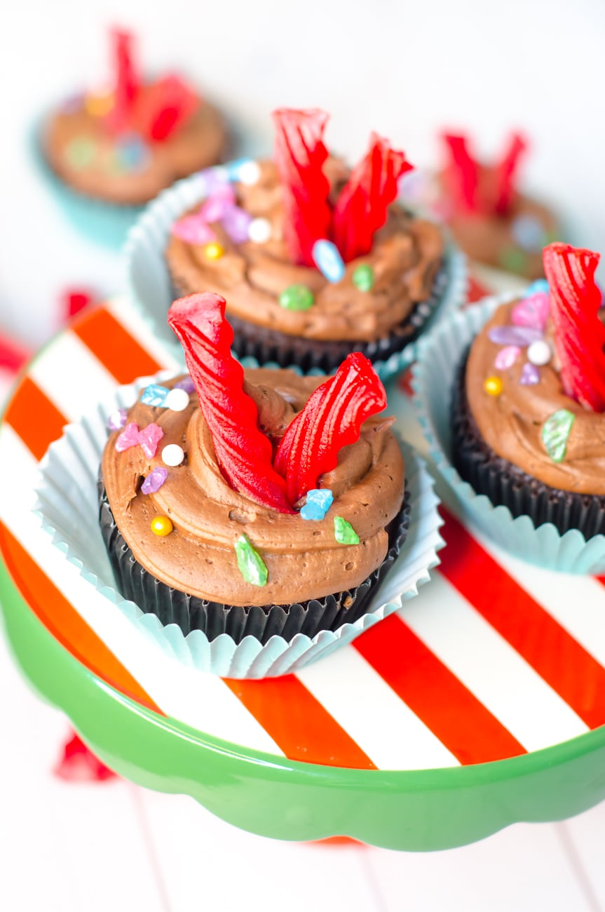Wreck-It Ralph Cupcake Ideas