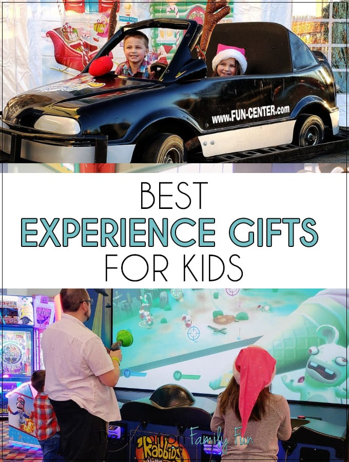 Best Experience Gifts for Kids