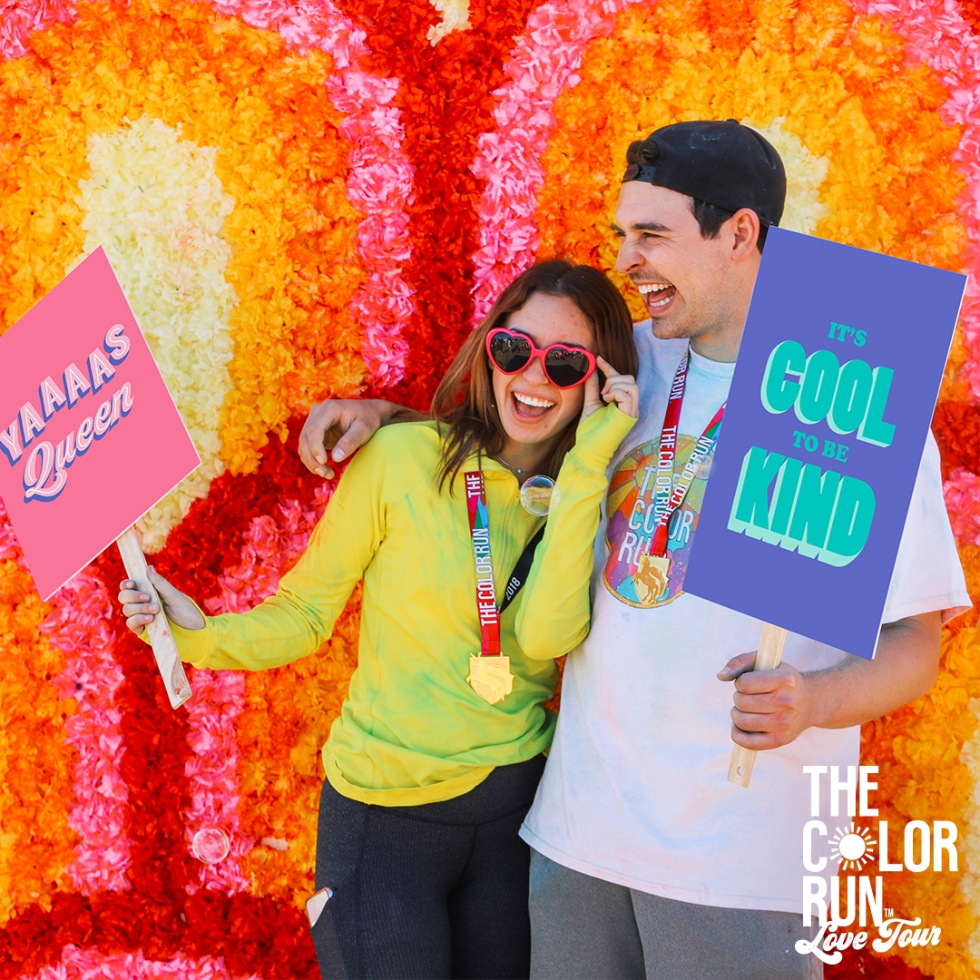 First 5K Tips for The Color Run