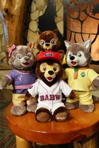 Great Wolf Lodge Buld-A-Bear