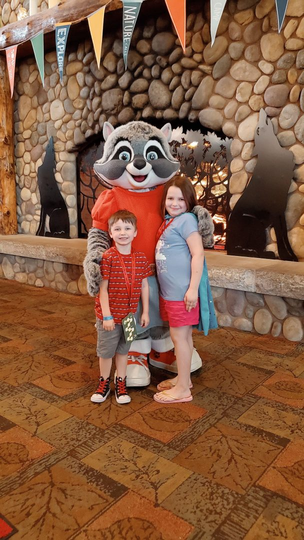 Great Wolf Lodge Summer Camp In Characters